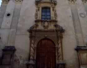 Maria dell'Arco II, Santa - Scorcio della facciata della chiesa
